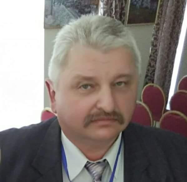 Криничний  Юрій Володимирович