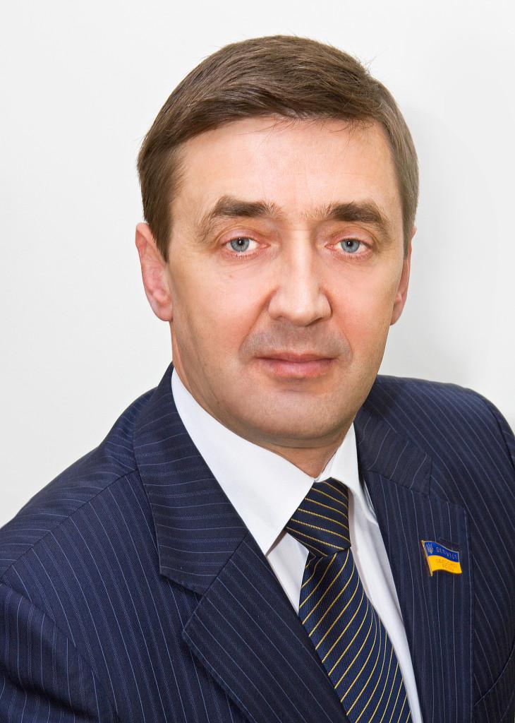 Ногорний Іван Михайлович - Голова Хмельницької Обласної Організації