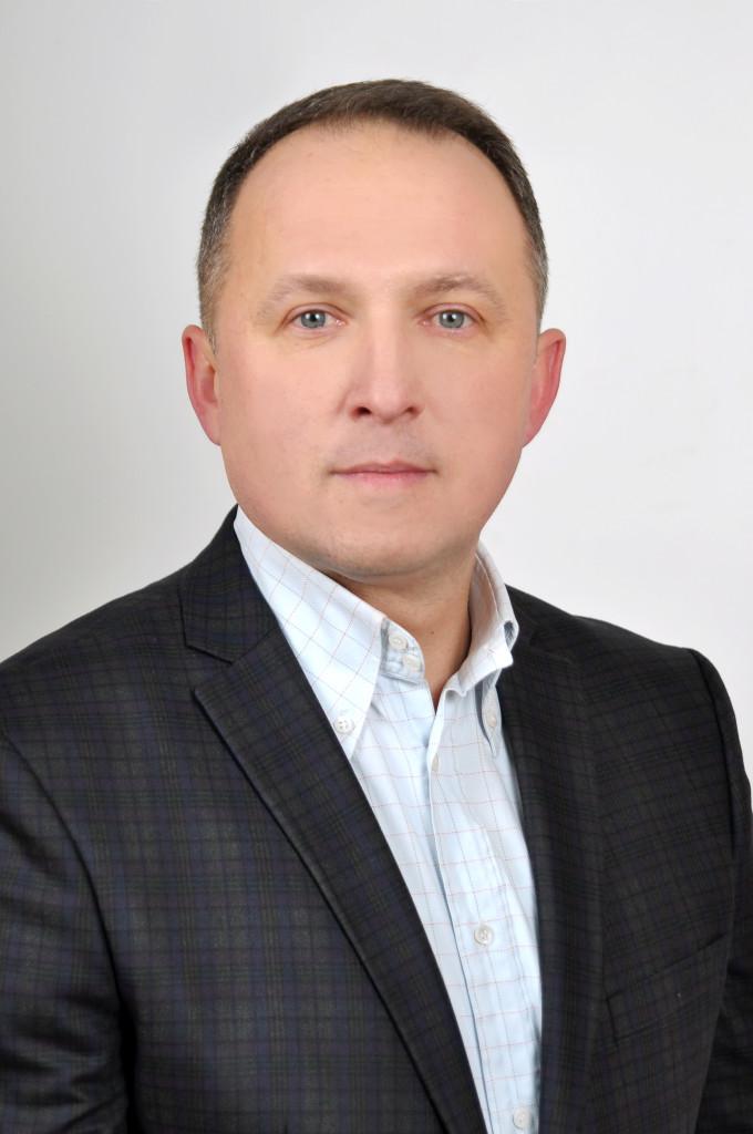 Паламарчук Андрій Васильович - Голова Тернопільської обласної Організації